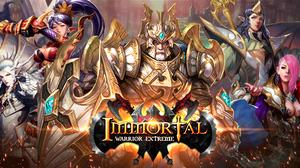 Immortal Warrior Extreme ชวนโหวต 5 ดาวรับ 200 เพชรฟรี!