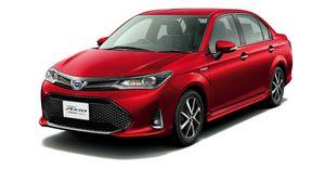 2018 Toyota Corolla Axio & 2018 Toyota Corolla Fielder เปิดตัวอย่างเป็นทางการ พร้อมขายที่ญี่ปุ่น
