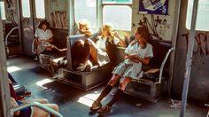 อย่างเฟี้ยว! ไลฟ์สไตล์คนเมืองบนรถไฟใต้ดินนครนิวยอร์ก ยุค 70's – 80's
