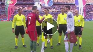 เผื่อใครพลาด! ชมคลิป [FullMatch] คู่ชิงชนะเลิศ ยูโร 2016 : โปรตุเกส vs ฝรั่งเศส