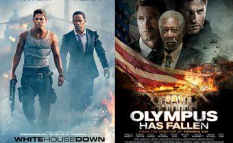 บู๊แหลกแหกทำเนียบ!! พาชมทำเนียบก่อนถูกยึด ใน White House Down และ Olympus Has Fallen