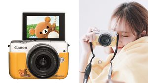 มาแล้ว ! เคสกล้อง Canon EOS M10 ลาย รีลัคคุมะ สุดน่ารักมีวางจำหน่ายแล้ววันนี้
