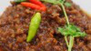 เผยสูตรลับ น้ำพริกมะขามสดหมูสับ สูตรโบราณ ทำกินง่าย