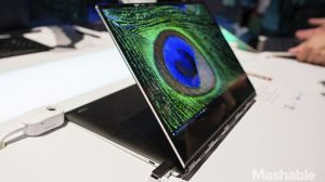Laptop ใหม่จาก Lenovo บางเบา สไตล์ Yoga 910
