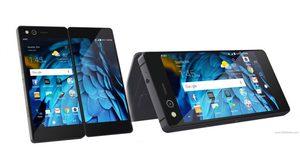 ZTE เปิดตัวสมาร์ทโฟนจอคู่พับได้ในชื่อรุ่น ZTE Axon M แล้ว
