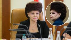 ไปไหนก็มีแต่คนมอง!! ทรงผม สุดเฟี้ยวของ Valentina Petrenko นักการเมืองจากรัสเซีย