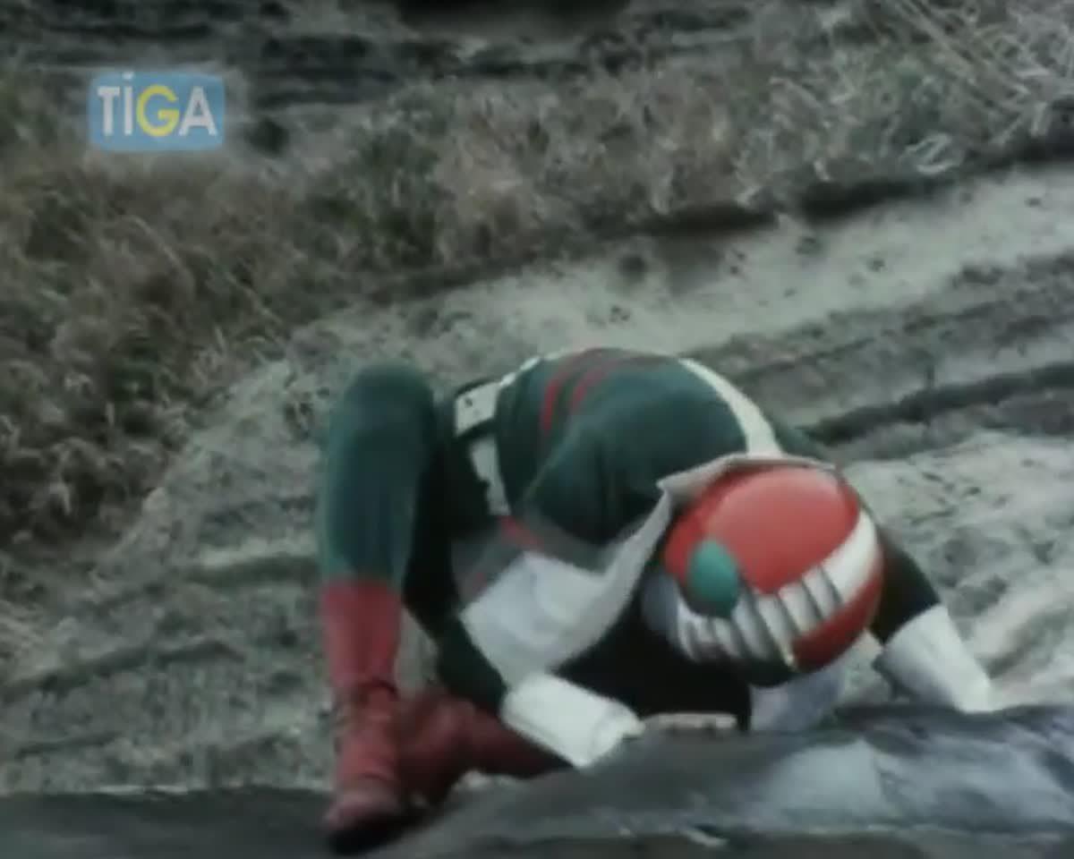 Masked Rider V3 ตอนที่ 9-3