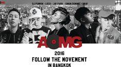 หนุ่มฮิปฮอปสุดฮอต เจย์ ปาร์ค ยกทีม AOMG บุกไทยครั้งแรก!!
