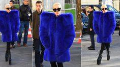 แม่ก็ยังเป็นแม่! Lady Gaga อวดโฉมสุดอลัง ที่ปารีส!