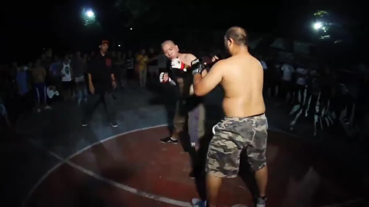 Fight Club Thailand หมู x โทนี่ คู่ที่ 13