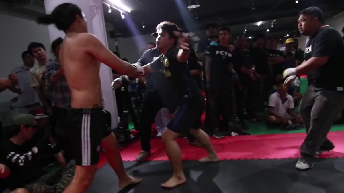 Fight Club Thailand 2017 ดงกุ๊ก x วิท คู่ที่ 221