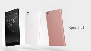 Sony เตรียมวางขาย Xperia L1 มาพร้อมดีไซน์หรูหราและไม่แพงอย่างที่คิด
