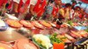 ภาพบรรยากาศเฟ้นหา ตัวแทนภาคกลาง ชาบูชิ  Shabu Lympic 2012