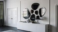 เพิ่มความเก๋ให้กับบ้านด้วยโต๊ะกลาง ดีไซน์สวยด้วยกระจกเงา
