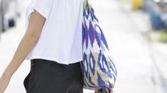 เด็กแนวต้องมี กระเป๋าผ้า ไอเท็มคู่ลุคสตรีทสุดชิค!!!