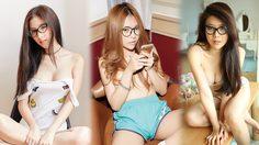 อานุภาพรุนแรง! 8 สุดยอดสาวแว่นจาก A'Lure เซ็กซี่จัดหนักแบบ เนิร์ดๆ เน้นๆ