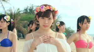 NMB48 อวดหุ่นขาวจั๊วะในชุดบิกินี่ผ่านเอ็มวีใหม่ ถ่ายทำในไทย!
