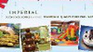 โรงแรมอิมพีเรียลควีนส์ปาร์ค โปรโมชั่นพิเศษสำหรับหนูๆ Kid?s Birthday Package