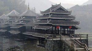 สะพานไม้ เมืองต้ง สวยที่สุดในจีน