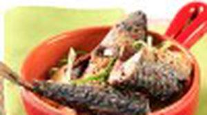 แกงป่า ปลาทู เมนูแสนอร่อยจากปลาทู