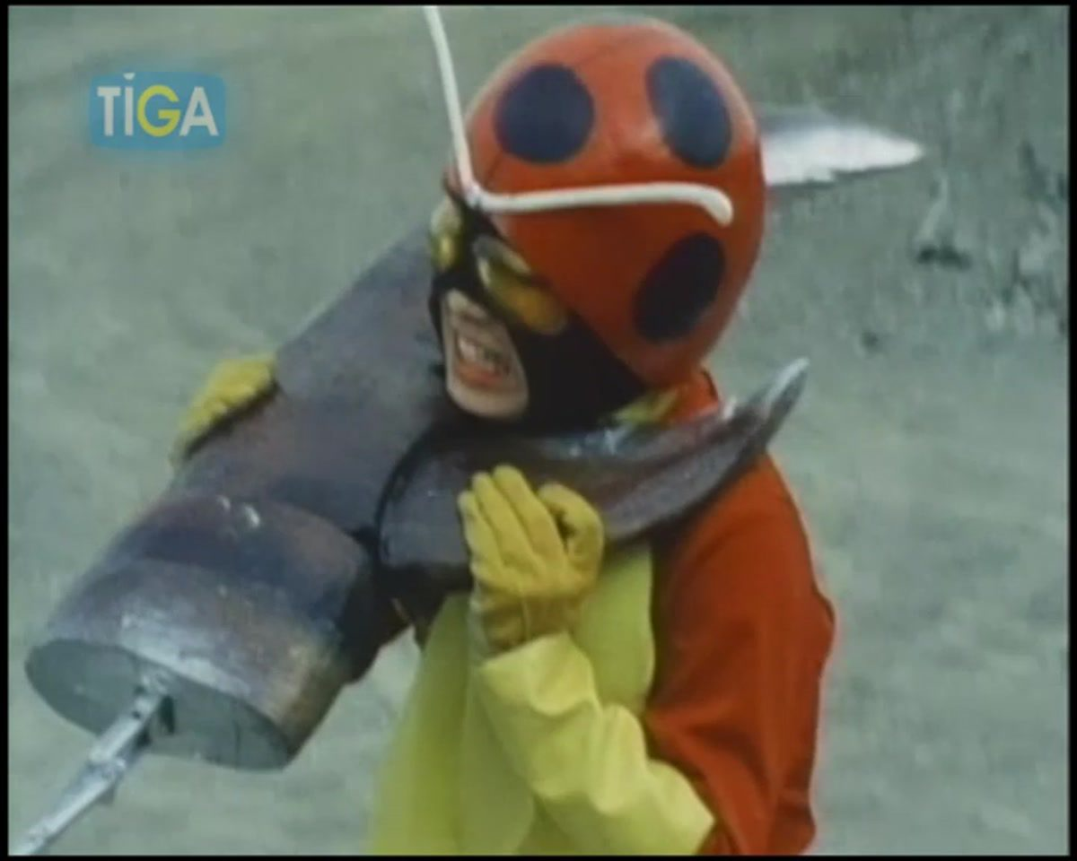 Masked Rider Stronger ตอนที่ 3-3