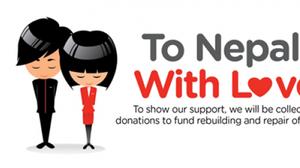 แอร์เอเชีย ร่วมช่วยเหลือผู้ประสบภัยแผ่นดินไหว ที่เนปาล