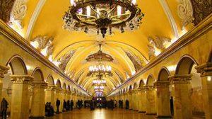 10 อันดับสถานีรถไฟใต้ดินที่สวยที่สุดในโลก