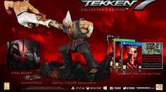 Tekken 7 Rage and Sorrow มาชัวร์ 2 มิถุนา บน PC, Xbox One, PS4 แล้ว