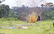 เปรูระเบิดเส้นทางลำเลียงโคเคนครั้งใหญ่