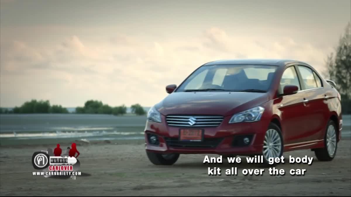 Suzuki Ciaz GLX VS Suzuki Ciaz Rs EP.1