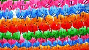 เที่ยวเทศกาลโคมบัว ที่กรุงโซล, เกาหลีใต้