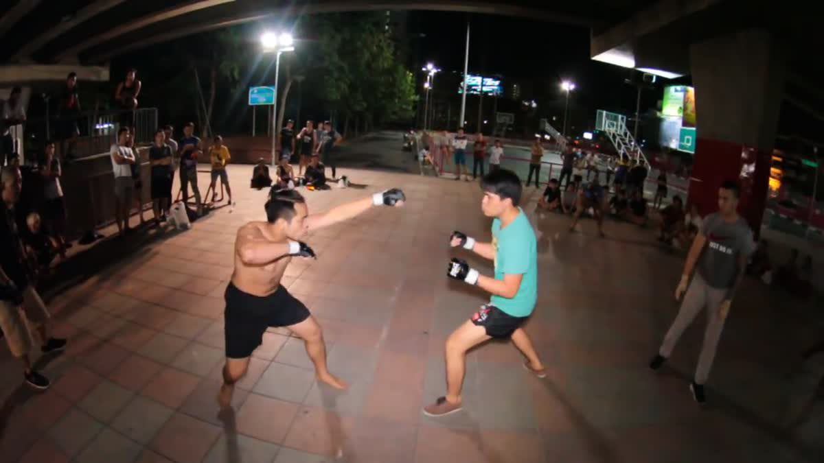 Fight Club Thailand แบงค์ x ต่อAK คู่ที่ 43