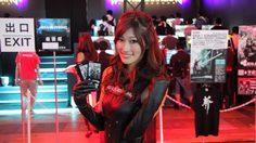 รวมภาพสาวๆ พริตตี้ Cosplay สวยๆ จากงาน Tokyo Game Show 2012