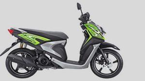 Yamaha X-Ride 125 เปิดตัวที่งาน Jakarta Fair 2017