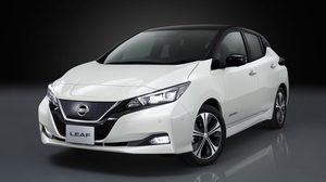 Nissan Leaf 2018 รถยนต์ไฟฟ้า เตรียมบุกตลาดไทย