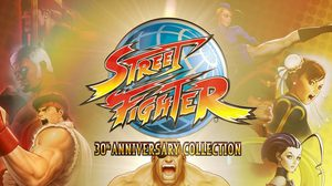 Street Fighter 30th Anniversary Collection ฉลอง 30 ปี พฤษภา 2018 เจอกัน