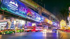 Thailand The Kingdom of Light ตระการตาแสงไฟกลางกรุง