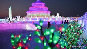 หนาวสุดขั้ว! เทศกาลน้ำแข็งฮาร์บิน ครั้งที่ 34 เริ่มแล้ววันนี้