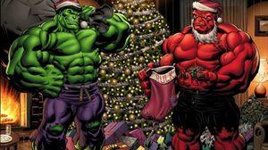 มาร์เวล Marvel และ ดีซี DC ซุปเปอร์ฮีโร่ ฉลองเทศกาลวันคริสมาสต์แห่งปี 2012