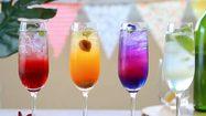 ปาร์ตี้สวยๆ ไร้แอลกอฮอล์ 4 สูตร เครื่องดื่มสมุนไพรหลากสีสัน