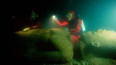 พิพิธภัณฑ์ใต้น้ำ ที่ ประเทศอียิปต์