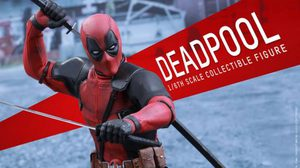 Deadpool จาก Hot toys สมจริงที่สุดอย่างกับตัวจริงมาเอง