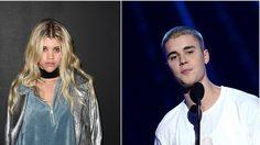 ปาปา. แชะ Justin Bieber นัวสาวคนใหม่ Sofia Richie ฮอตลื๊ม!