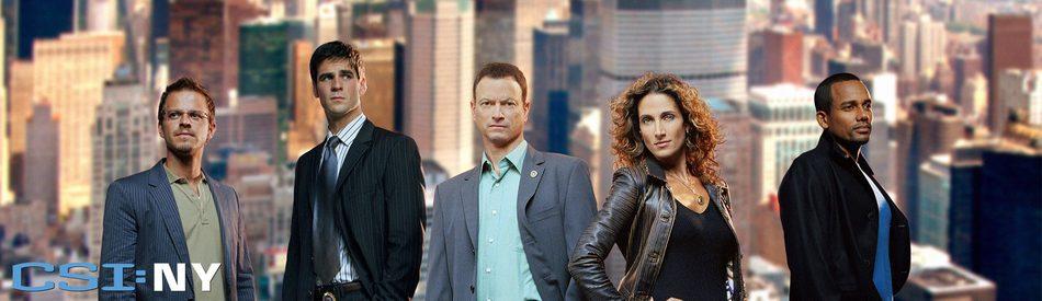 CSI : NY หน่วยเฉพาะกิจสืบศพระทึกนิวยอร์ก ปี 5
