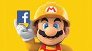 Nintendo ท้า พนง. Facebook สร้างฉากเกมส์ Super Mario Maker