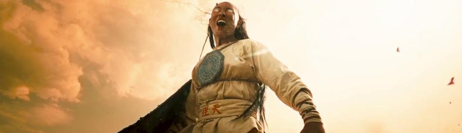 หนังกังฟูรูปแบบใหม่สไตล์สตรีมพังค์ 'Tai Chi 0 ไทเก๊ก หมัดเล็กเหล็กตัน'