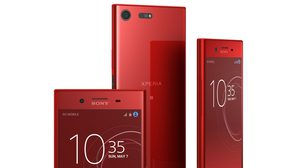 Sony ปล่อย Xperia XZ Premium สีใหม่!! สีแดง Rosso