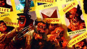 ต้นกำเนิดของ เหล่าฮีโร่  Marvel Zombies