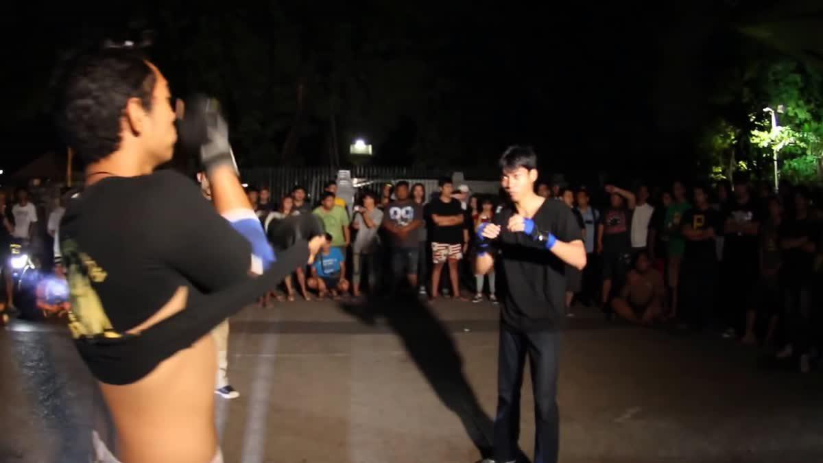 Fight Club Thailand รูน x จี คู่ที่ 8