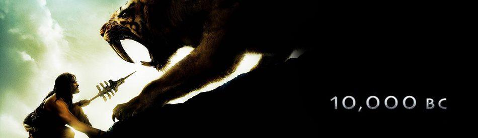"""Roland Emmerich"" พาสัตว์ที่สาบสูญกลับมามีชีวิตอีกครั้งใน 10,000 BC"